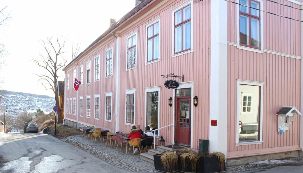 Kafe Bohem er blant de som vil motta kommunal kompensasjon. Bohem står også på dagsorden i flere saker onsdag.