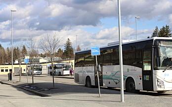I sommer koster bussbillettene bare ti kroner
