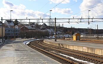 Skal du ta toget til Oslo? Det kan by på forsinkelser