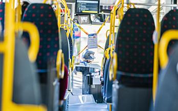 Koronasmittet bussjåfør kjørte mellom Kongsvinger og Hamar