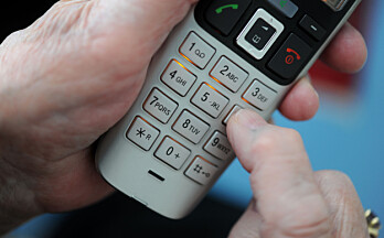 Ber Telenor sikre summetonen der det ikke er mobildekning