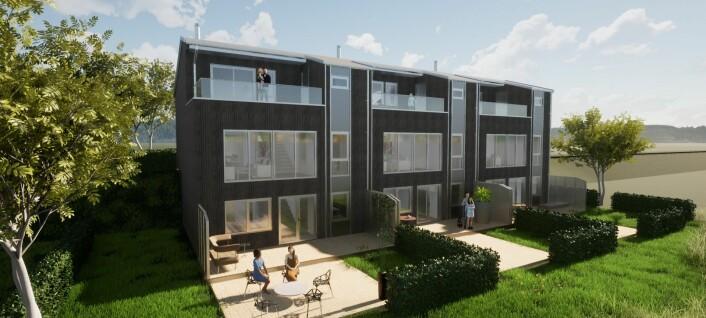 Vil selge ut 40 nye bosteder snarest mulig