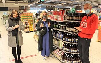 Kafe Bohem går nye veier – nå selges eget øl i butikk