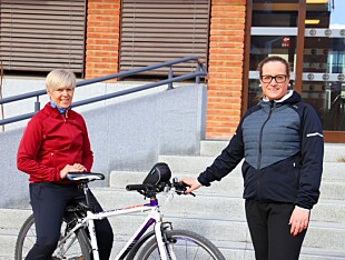 Oppfordrer og utfordrer til aktivitet i Kongsvinger