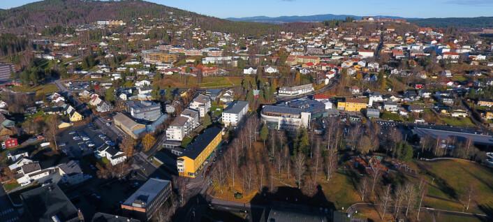 Eneste Oslo-nær by uten innbyggerboom