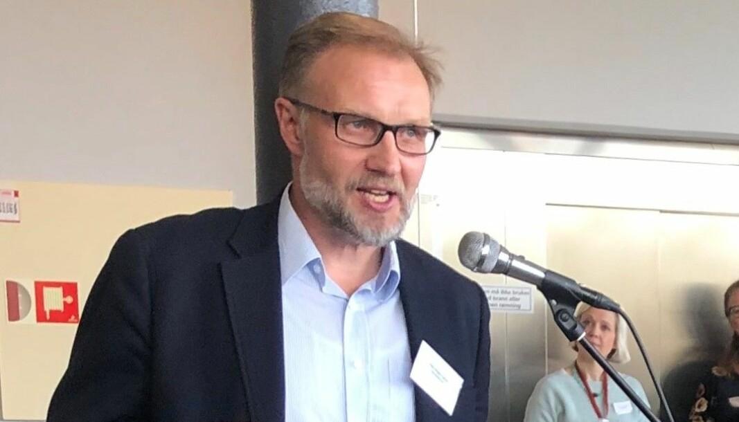 Sorenskriver Odd Magne Gjerde blir domstolleder for Romerike og Glåmdal tingrett som etableres mandag.