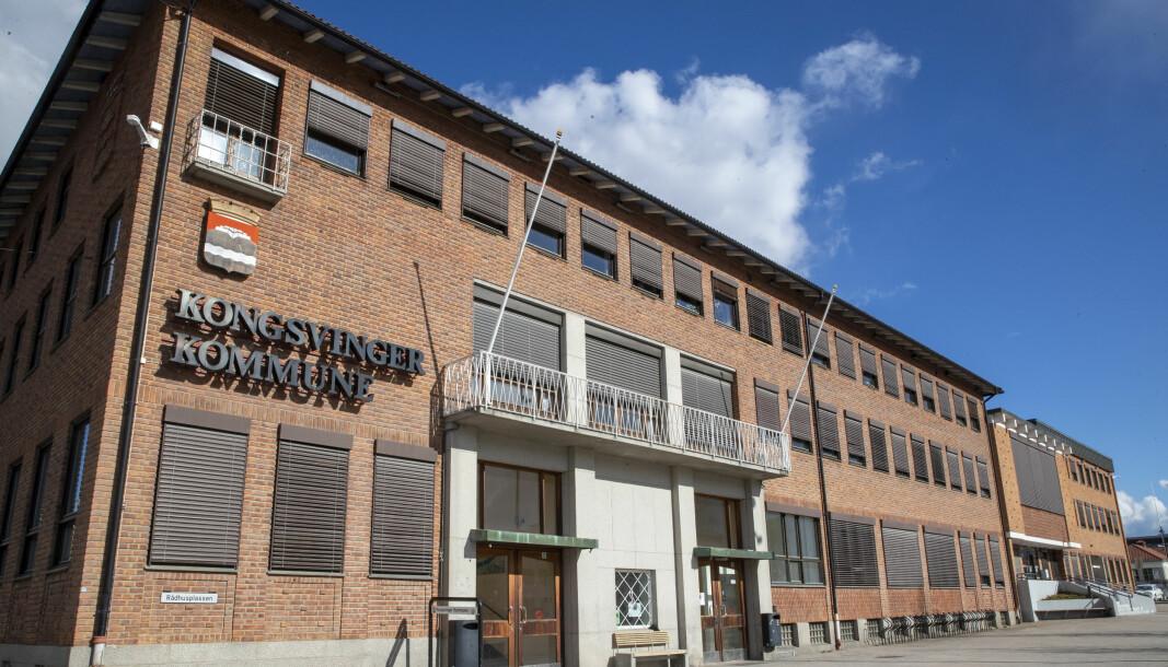 En skulle kanskje tro at Kongsvinger har hatt fin tilvekst av innbyggere fra nabokommunene, men slik er det ikke.