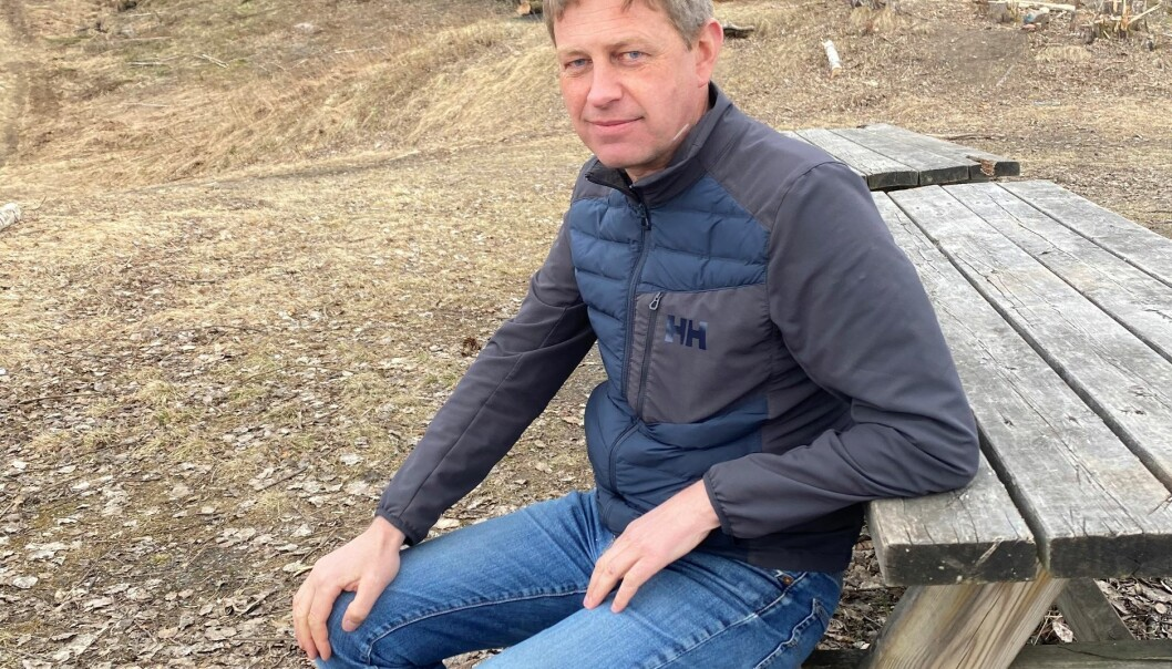Marius Billerud har stor tro på sitt nye boligområde i Puttara og håper utbyggingen kan komme i gang allerede våren neste år.