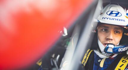 Pangstart på seks travle uker – nå venter et nytt løp i WRC-bil