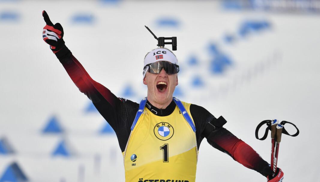 Johannes Thingnes Bø er verdens ubestridte beste skiskytter. Nå flytter han til Kongsvinger for å bli enda bedre.