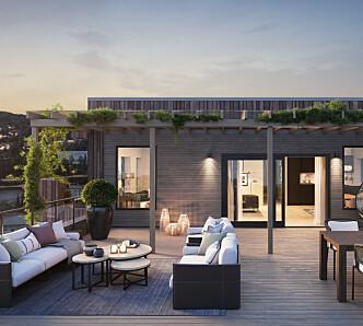 Glommengatas dyreste leilighet solgt