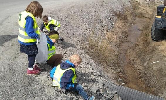 – Jeg tror nok vi har fått noen små miljøagenter i Kongsvinger etter denne uka