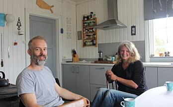 Frederik og Kristin fant livet de hadde drømt om i Finnskogen: – Noen ganger er vi nesten litt sjalu på barna våre for at de får vokse opp her