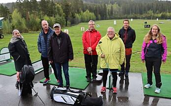 Golf gir ny glede i hverdagen