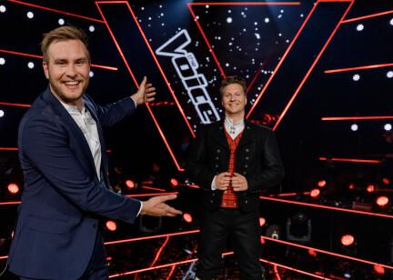 Matoma strålte i The Voice-finalen i bunad produsert av Tante Marie