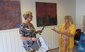 ARTellet malefellesskap skal ha sin første utstilling