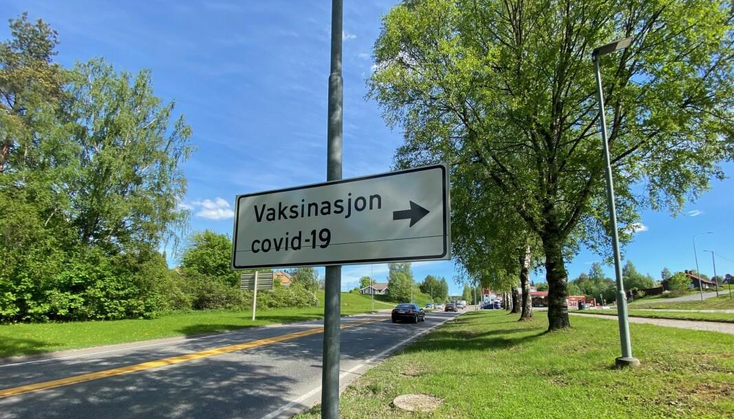 Kongsvinger kommune har rettet opp i rutinesviktet hvor syv personer fikk saltvanninjeksjon i stedet for vaksine.