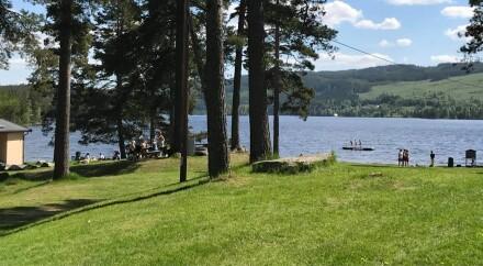 Kommunen støtter forslaget om badebuss til Bæreia