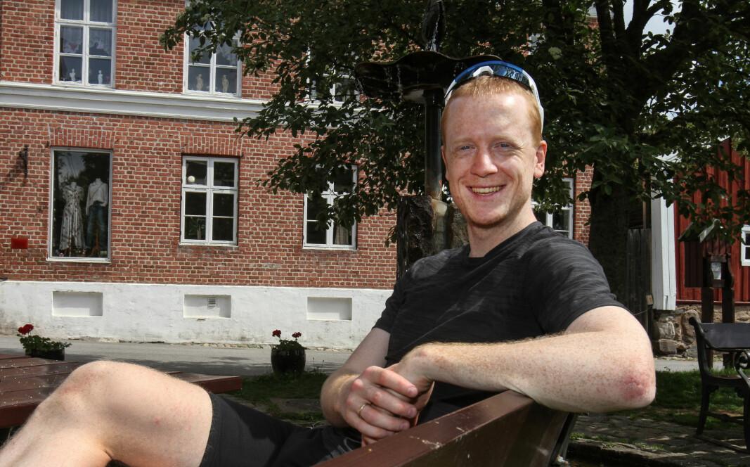 Johannes Thingnes Bø har funnet seg godt til rette i Kongsvinger, og er klar for å legge ned jobben som kreves for å oppnå OL-suksess til vinteren.