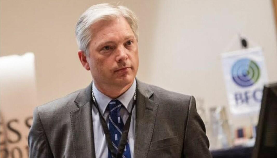 Tirsdag ble Eivind Røvde Solberg fra Kongsvinger valgt til ny visepresident i Norges skøyteforbund.