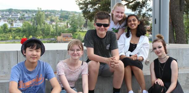 På bare to uker har ungdommene brakt Pride til Kongsvinger