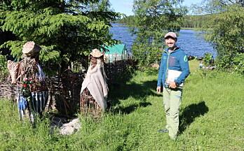 Knut Egil satser som turistgründer på hjemmebane: – Har klokketro på dette