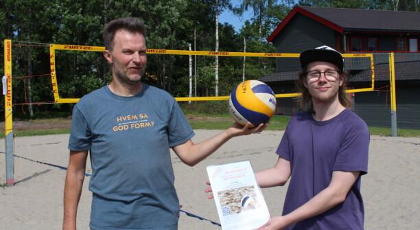 Volleyballklubben er på vei ut av skyggene:– Kanskje Kongsvingers best bevarte hemmelighet