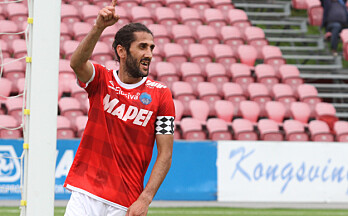 Kaptein Adem Güven viste vei med to scoringer i serieåpningen