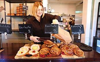 Flytter bakeriutsalget inn på Kafé Bohem