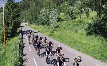 Syklet Norge på tvers