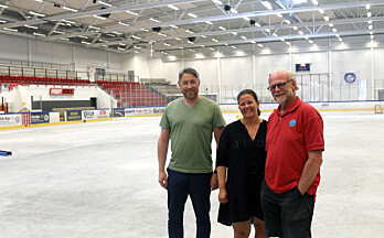 Ishockeyklubben planlegger comeback