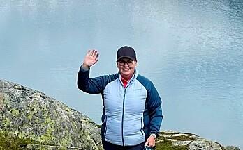 Sommerprat med Elin Såheim Bjørkli