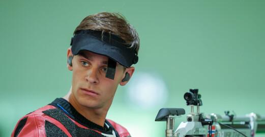 Nervene ødela for en OL-finale for Henrik