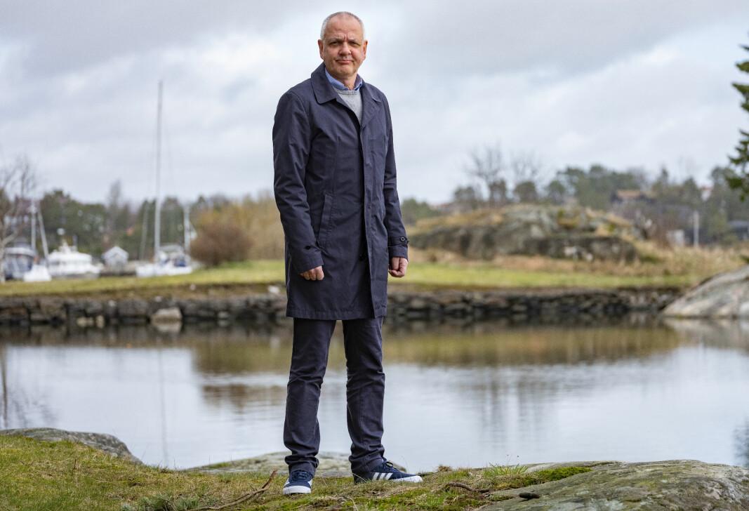 Overlege Preben Aavitsland i FHI mener vi har god kontroll på pandemien i Norge, men på grunn av deltavarianten ber han oss være på vakt.