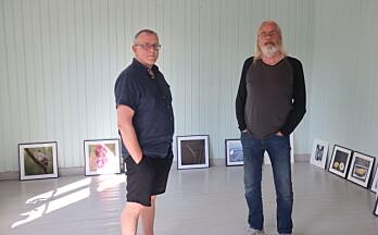 Holder fotoutstilling og konsert på Varaldskog skole