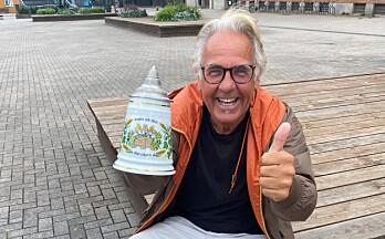 Nå garanterer Kjell Oktoberfest