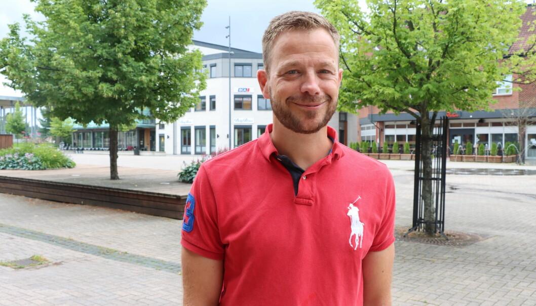 Lars Joakim Hanssen går ut av politikken og inn i bilbransjen.