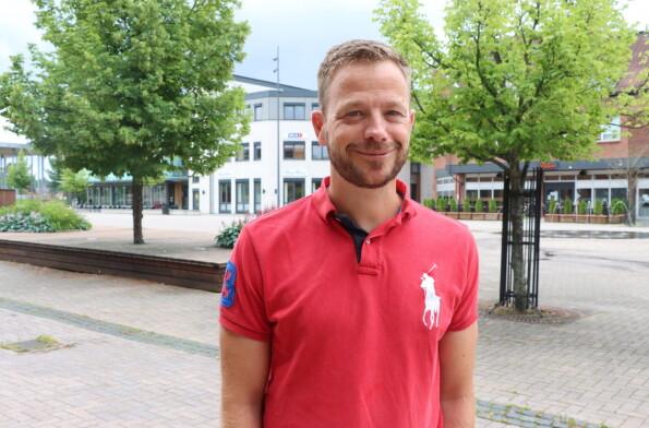 Lars Joakim går ut av politikken – nå har han fått ny jobb i ny bransje