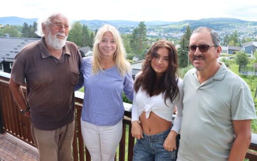 Over 3000 har flyttet til Oslo siden 2000 – denne familien kom tilbake
