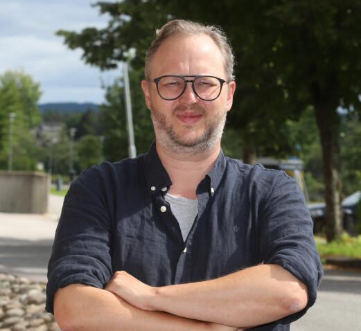 Martin er ny SLT-koordinator
