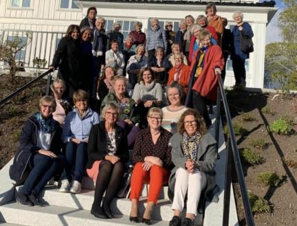 Soroptimistene i Kongsvinger fyller 70 år