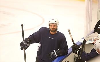 Hockeygutta endelig på is igjen