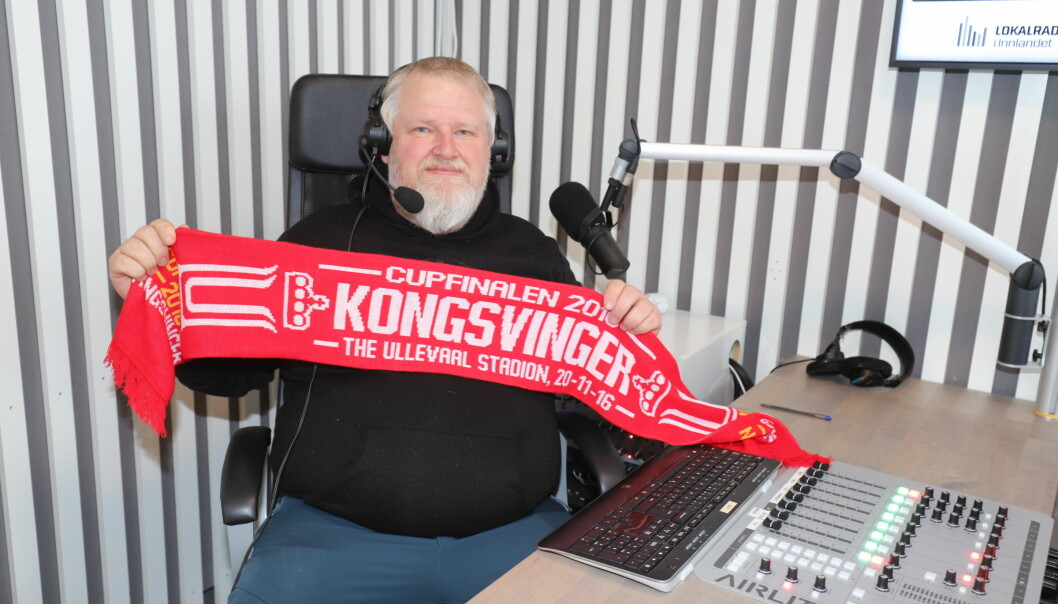 Hvert 25. år feirer Pål Erik Berntsen bursdag med å se Moss-KIL. Lørdag kommenterer han som vanlig KIL på Radio Kongsvinger.