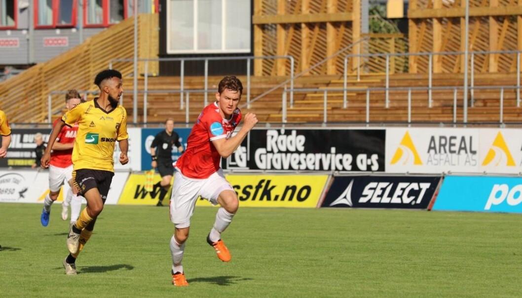 Christian Røer og resten av KIL-forsvaret har fått skikk på forsvarsspillet.