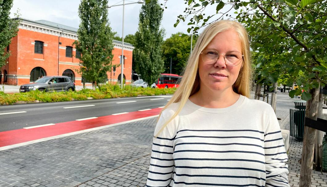 UNGDOMSDRIKKING ER ET FORELDREANSVAR: Foreldre må være tettere på ungdommen sin og ha klare regler for alkohol, mener fungerende generalsekretær i Av-og-til, Katrine Gaustad Pettersen.
