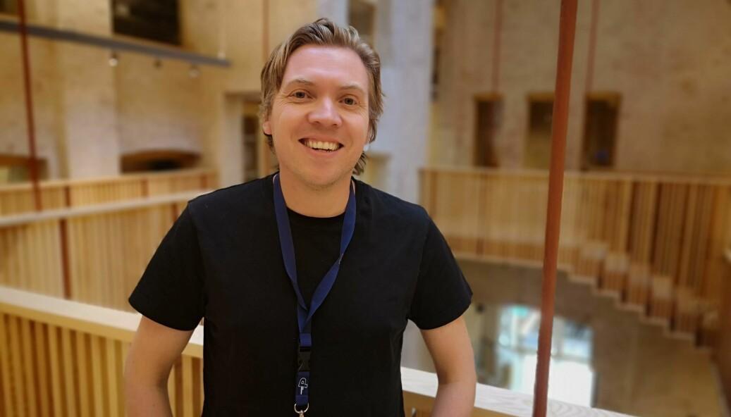 Sindre Granly Meldalen er både journalist og jurist med oppvekst fra Hofoss ved Hokåsen, og har som oppgave å passe på at Offentlighetsloven etterleves på vegne av norsk presse.