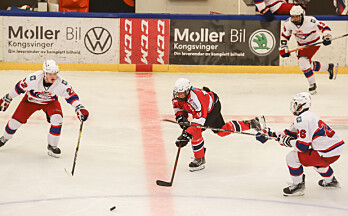 Didrik (15) fikk debuten på A-laget