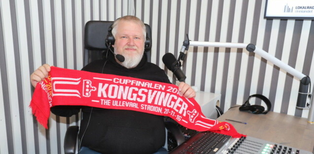 Hør Radio-Berntsen gå amok når Adem scorer på straffe