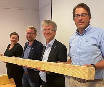 Eskoleia viser ny vei i byggebransjen