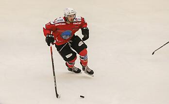 Tom Ivar herjet med Ski